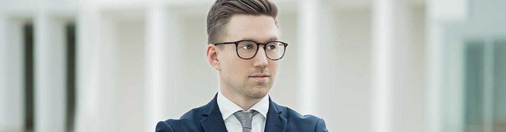 Rechtsanwalt Benedikt Perlet, LL.M.